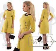 Платье женское,норма р.S,M,L  Фабрика Моды