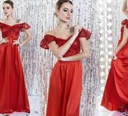 Вечернее женское платье норма р.42-44,44-46  ST Style