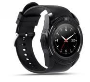 Смарт Часы Smart Watch Tiroki V8 Черные