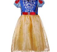 Карнавальна сукня дитяча  Белосніжка для дівчаток