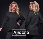Стильная женская блуза,батал р.S-L, 48-50...  Ajiotaje XL