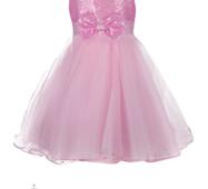 Красивое нарядное  платье  для маленькой принцессы