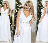 Красива вечірня сукня батал, р.48-52, ST Style