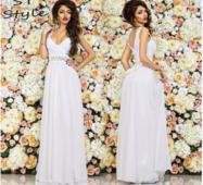 Красива вечірня жіноча сукня норма ST Style