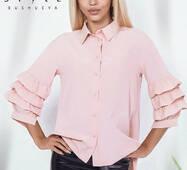 Блуза жіноча, норма р. S, M, L  ST Style