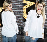Блуза жіноча батал 48,ST Style