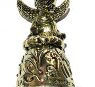 Дзвоник Ангел Оберіг сім'ї 3,5 х 6,4 см