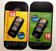 BS0409-3 Держатель-портмоне для CD дисков, на 12 дисков