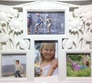 Рамка коллаж на 4 фото Family-Дом
