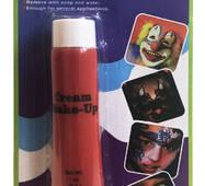 Фарба для гриму (аквагрим), червона