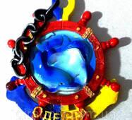 """14BS0409-6 Магнит якорь """"Одесса"""", 9.5х7.5 cm"""