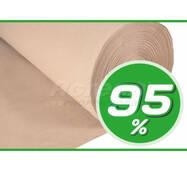 Декоративная сетка 95% (1,5х50) бежевая