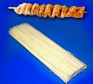 Палочки для шашлыка бамбуковые 30 см. 100 шт/ уп.