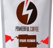 Кава в зернах Колумбія Decaf (без кофеїну)
