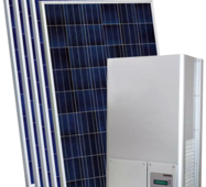 Мережева сонячна електростанція 10 кВт на СБ Trina Solar TSM-445M