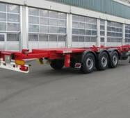 Напівпричіп контейнеровоз Schwarzmuller купити в Рівному