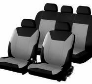 Автомобильные чехлы для авто для сидений Авто чехлы накидки майки для сидений авто ВАЗ 2104 Серый