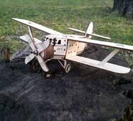 Конструктор літак АН- 2, з фанери
