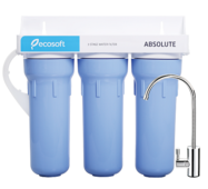 Тройная система очистки Ecosoft Absolut
