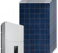 Мережева сонячна електростанція 20 кВт СБ DNA SOLAR DNA60-12-290P