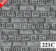 Коврики в рулонах Dekomarin 221 (размеры: 0.65м, 0.80м, 1.3м) 221c