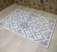 Турецкие коврики 50х80 100% хлопок.
