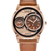 Часы XINEW коричневые W313
