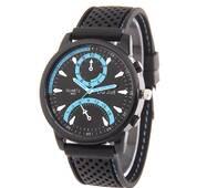 Часы ABF голубые W469