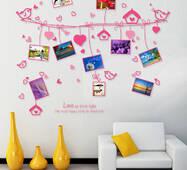 "Интерьерная наклейка на стіну ""Рамки для фото"""