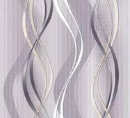 Шпалери паперові Континент Риана баклажан 1112