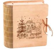 Скринька під подарунки з фанери