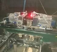 Деревообрабатывающий станок продольно-обрезного раскроя КД-700 производства НПО «Группа компаний МАГР»