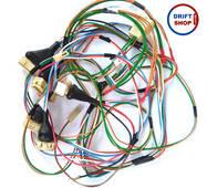 Проводка под двухконтурную бесконтактную систему зажигания (с ЭК и ЭПХХ)