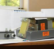 Віброустановка на базі ЕМ-68-07М (вибростол)