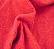 Тканина Фліс антіпілінг, червоний