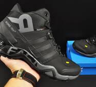 ботинки Adidas Terrex 465 арт 20670 (зимние, мужские, черные)