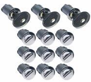 К-т ключів з личинками (12шт) Thule One - Key System 452 TH 452