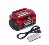 Радіоприймач Golon RX - 662q акумуляторний, USB/SD програвач, пульт