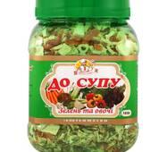 Суміш овочів Огородник зелень і овочі до супу 160 г