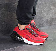 Мужские кроссовки красные Nike Air Max 95 Max 270 7579