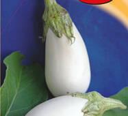 Семена баклажана Белая лилия 30 шт.