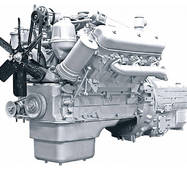Двигатель УРАЛ-4320, с хранения, новый