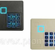 Считыватель EM, MIFARE безконтактних карток з кодовою клавіатурою SR102Х