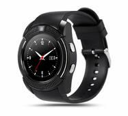 Смарт-часы Smart Watch V8 Black