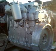 Двигатель дизельный ЯАЗ-204 с хранения