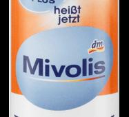 Шипучие таблетки-витамины Mivolis Мультивитамин, 20 шт. Германия