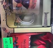 Чашка з металевою ложкою(+ арома мило)