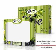 Упаковка картон (45-1), 230х180х45 мм, Оливки