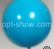 "Шар гігант блакитний 36"" (90 см) Арт Шоу"
