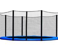 Захисна сітка для батута 397/404 см (13 ft.) 8 стойок